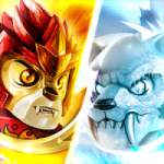LEGO® Chima Tribe Fighters