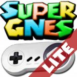 SuperGNES Lite (SNES emulador)