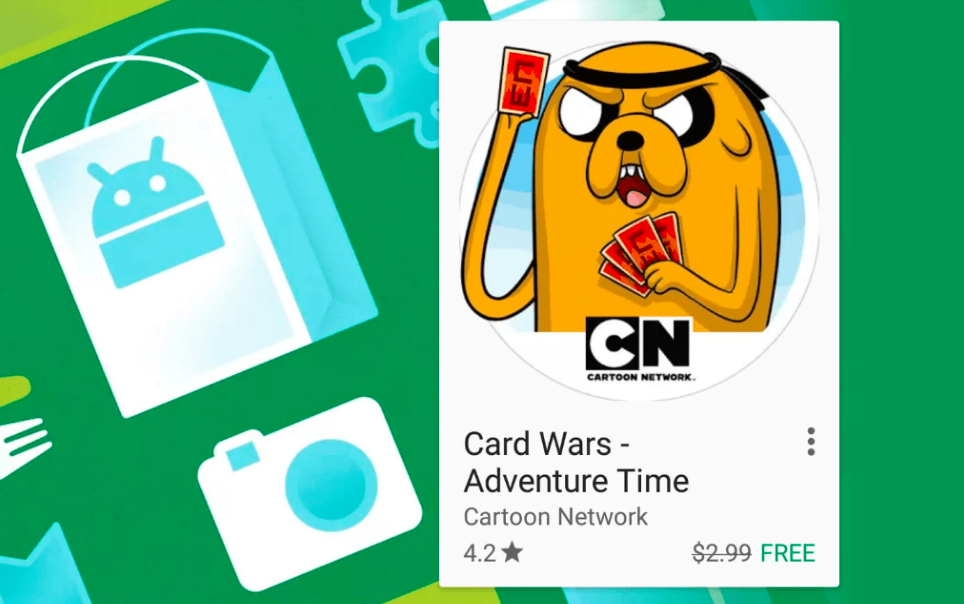 Image 1 Google Play will now have a 'Free app of the week' section
