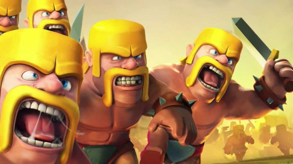 Best 5 alternative games to Clash of Clans