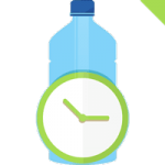 5 best Water Drinking Reminder Apps for Android: Aqualert, Water Time Pro