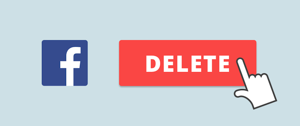 Image 2 How to delete a Facebook account permanently