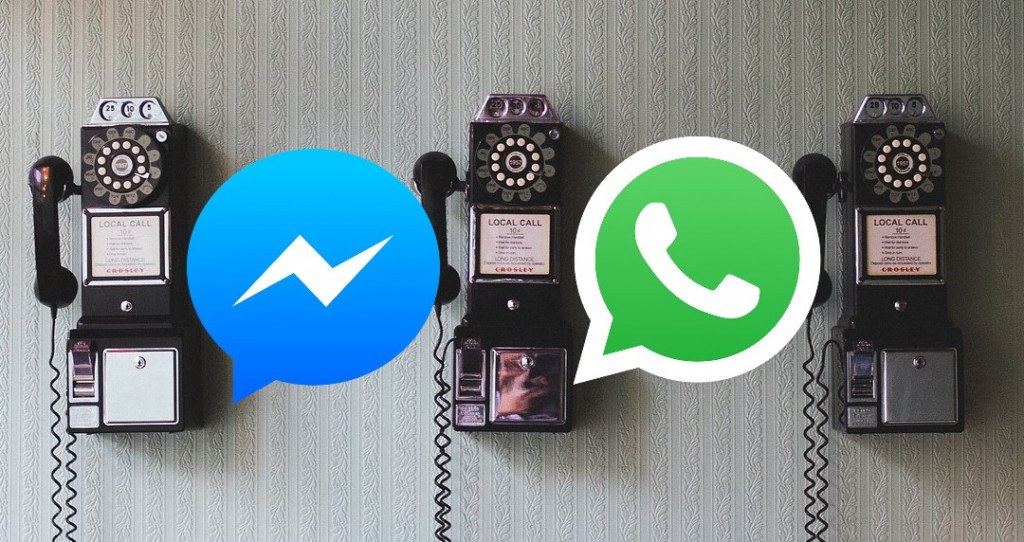 image 1 - Leave a WhatsApp & Facebook Messenger group conversation without anyone noticing
