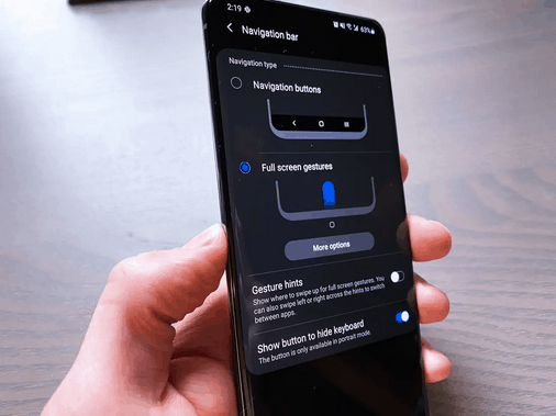 Tips & Tricks: Customize Your Navigation Bar on Android