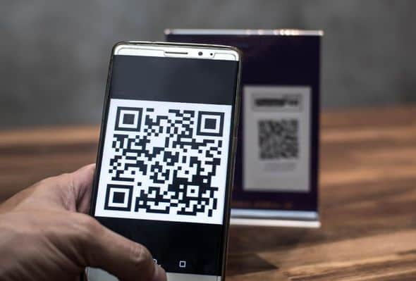 Image 1: How to Scan QR Сodes without Third-Party Apps