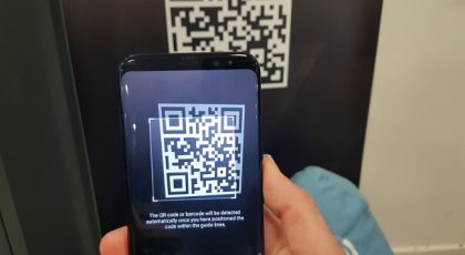 Image 4: How to Scan QR Сodes without Third-Party Apps