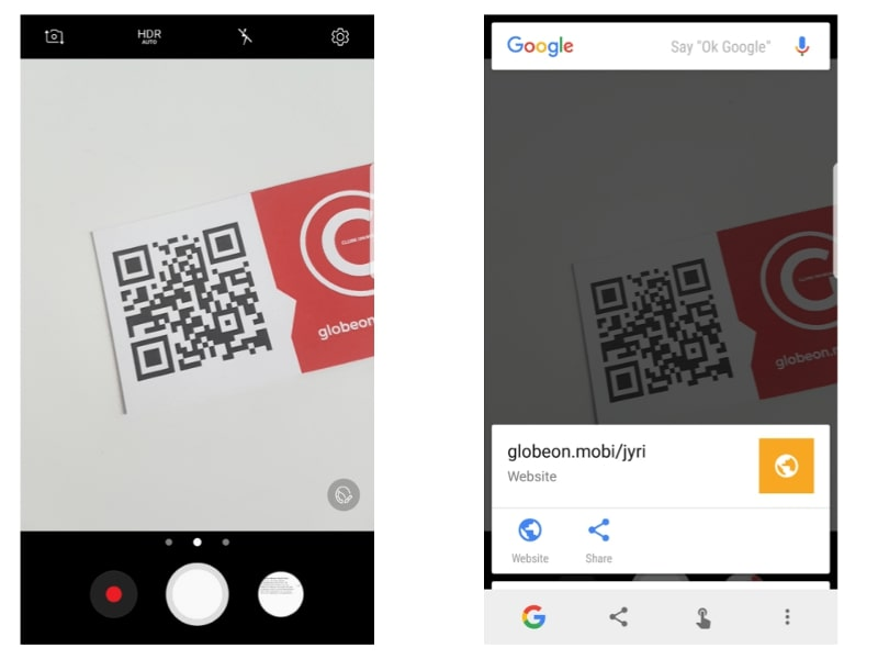 Image 3: How to Scan QR Сodes without Third-Party Apps