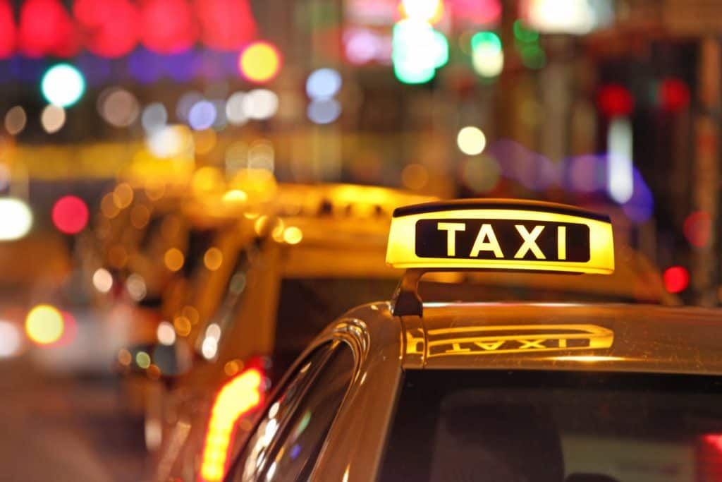 Best Taxi Booking Apps in the USA