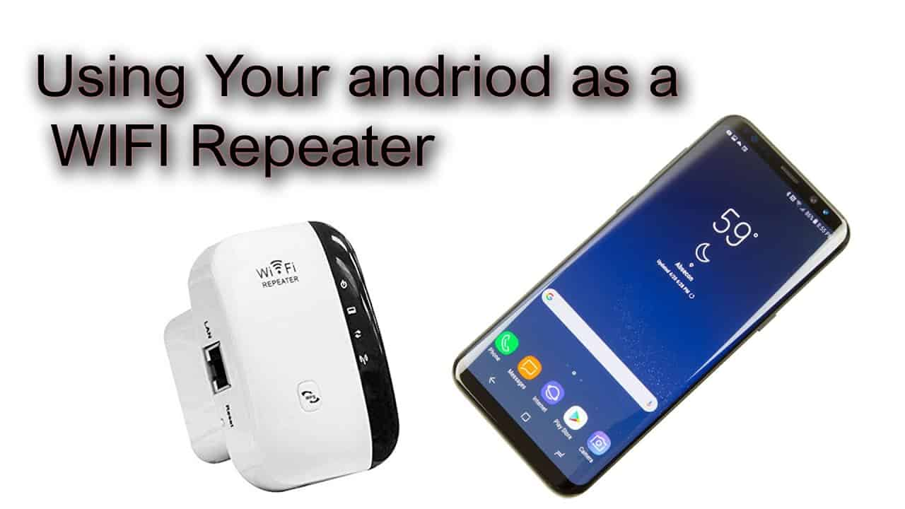 Image 1: How to Use Your Android as a Wi-Fi Repeater