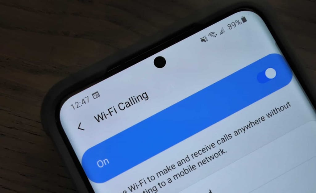 Image 1: How to Use WiFi Calling on Android