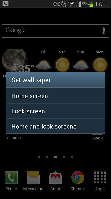 Image 4: How to Customize Your Android Lock Screen