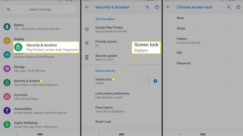Image 5: How to Customize Your Android Lock Screen
