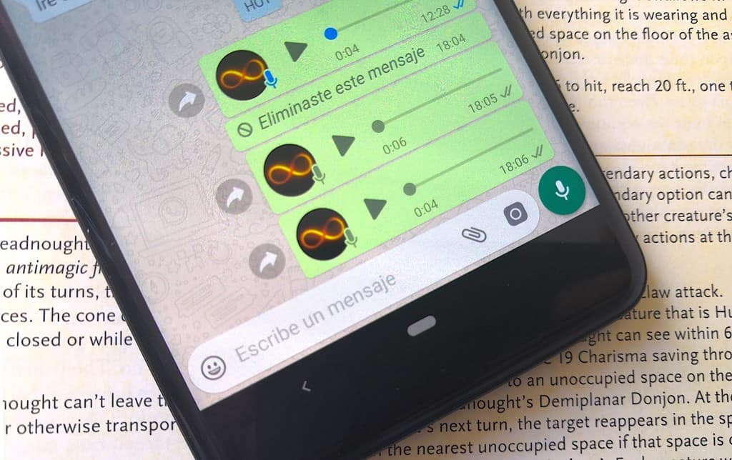 Image 2: How to Fix WhatsApp Voice Messages Not Working Issue
