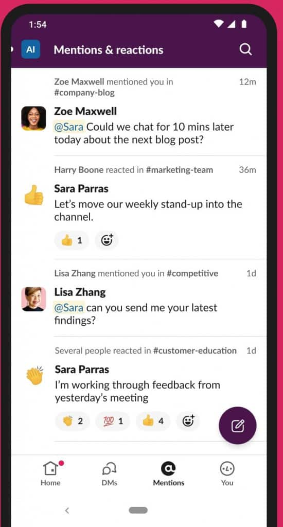 Image 4: What is Slack and How to Use it on Android
