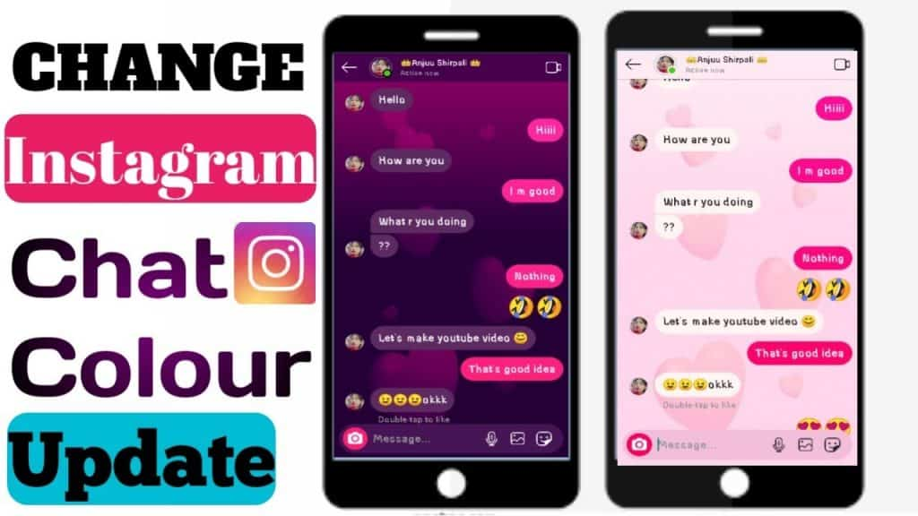 How to Change Instagram Chat Colors on Android