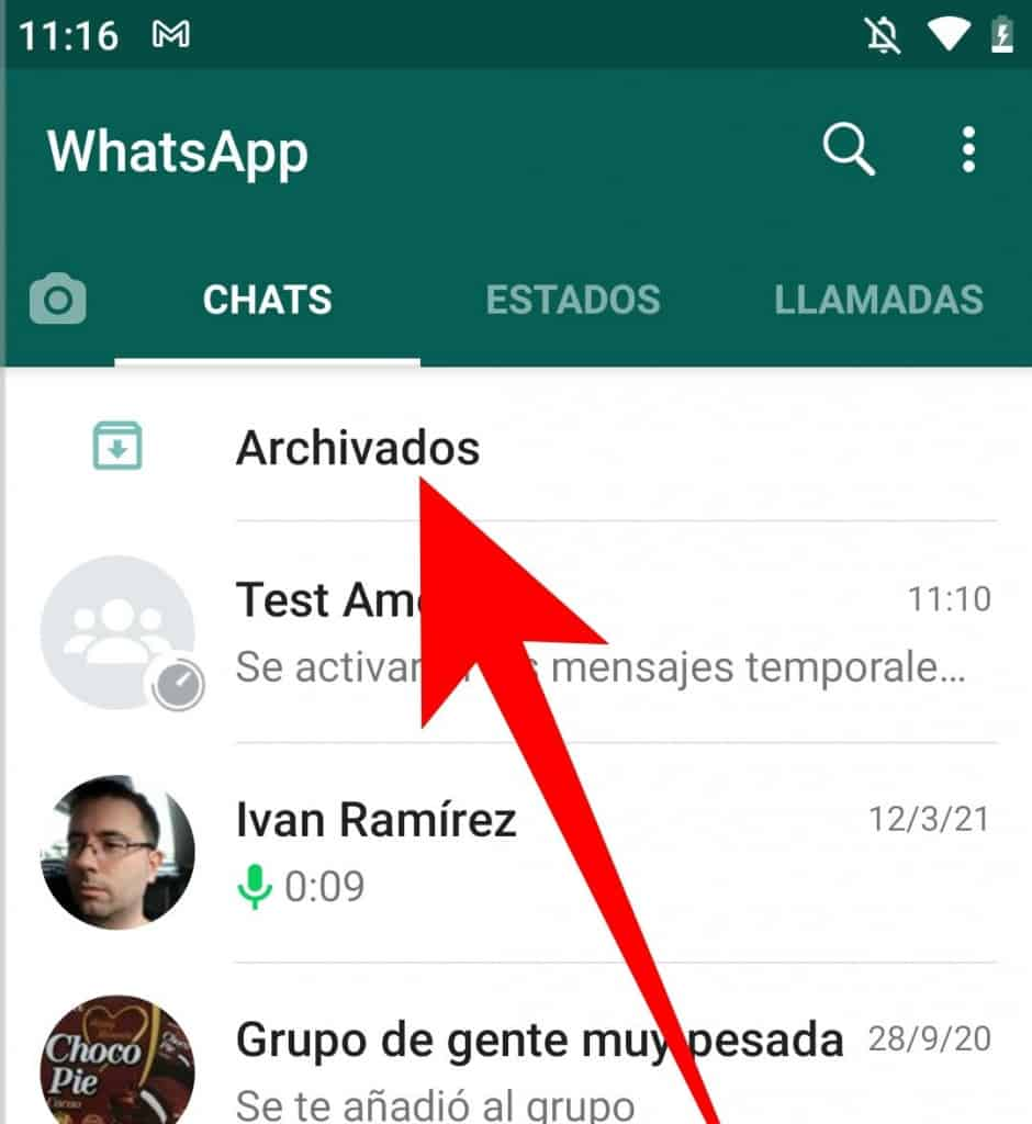 Image 3: How to Archive WhatsApp Chats on Android and Keep Them Hidden