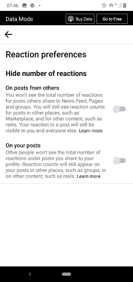 Image 5: How to Hide Like Counts on Instagram and Facebook