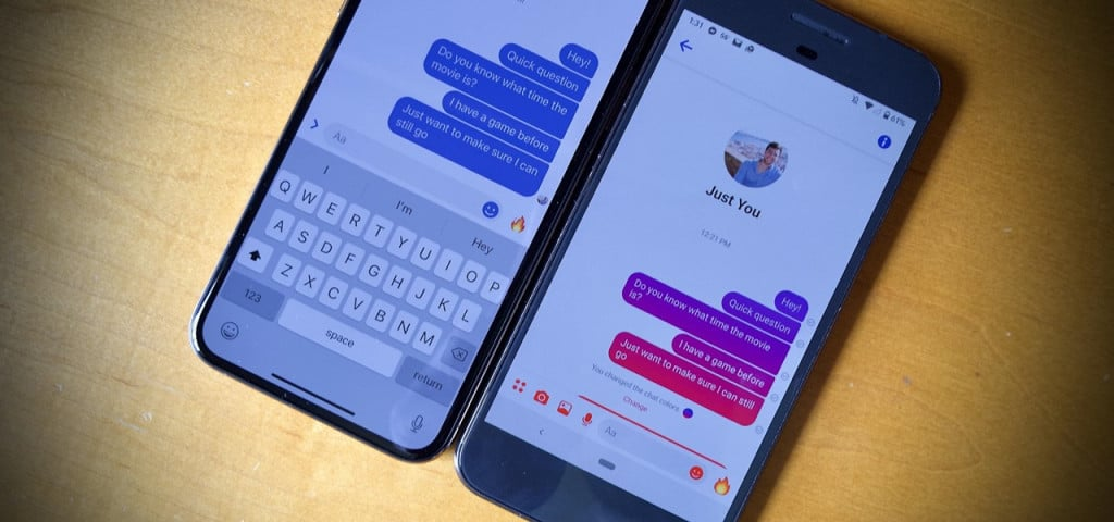 Image 2: How to Change Instagram Chat Colors on Android