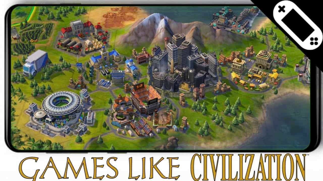 Image 1: Best Strategy Games Like Civilization for Android
