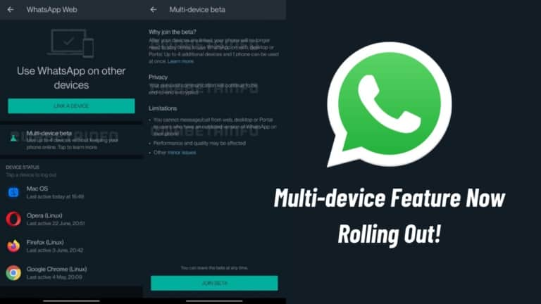 Image 1: WhatsApp's New Multi-Device Feature: How to Get and Use