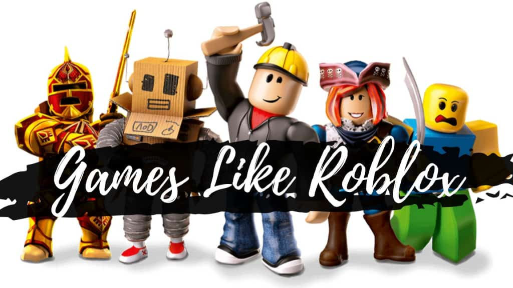 Image 1: Best RPG Games Like ROBLOX You Can Play