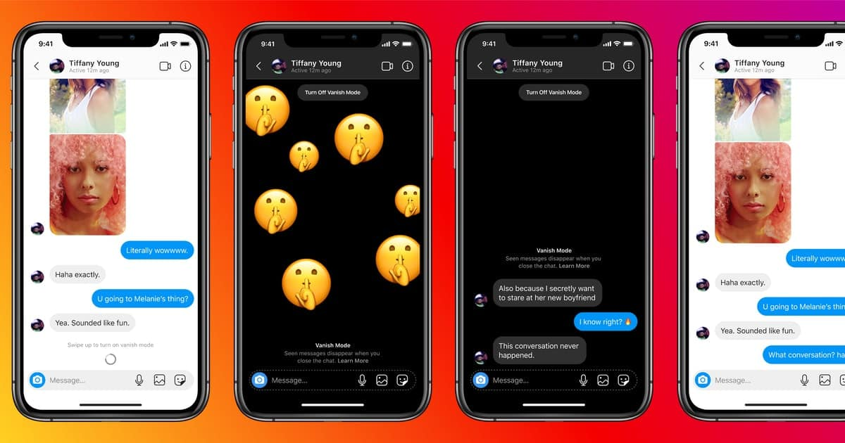 Image 2: How to Send Disappearing Messages & Photos on Instagram