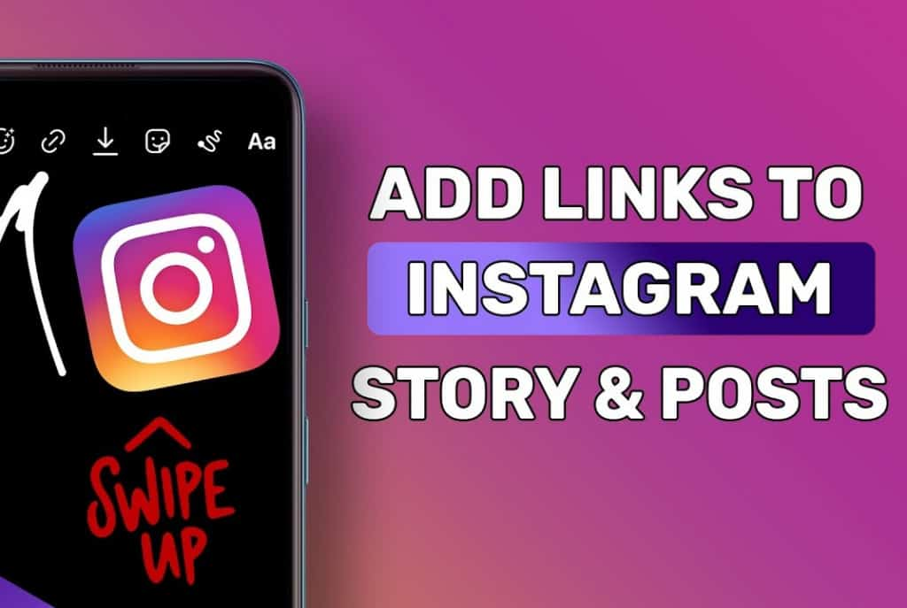 How to Put Links on Instagram Stories and Posts