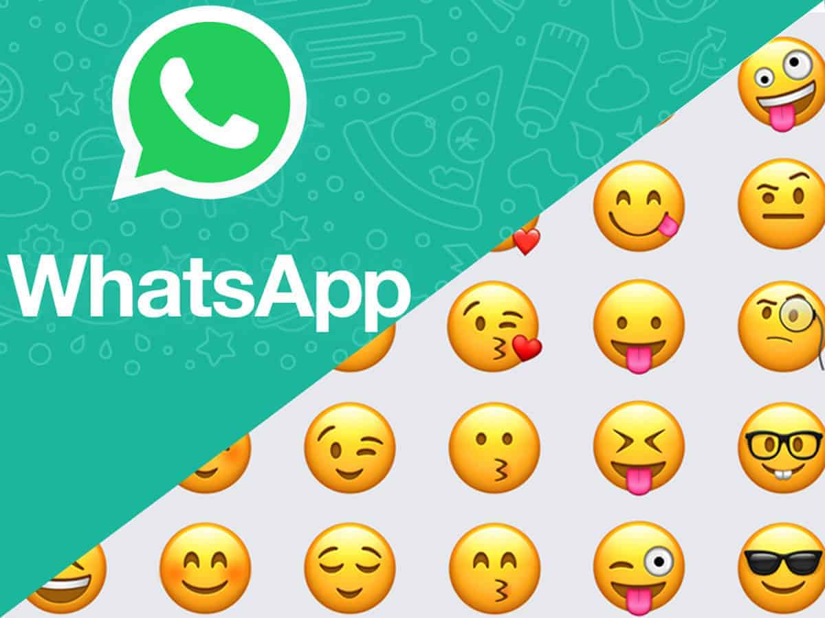 Image 1: How to React to WhatsApp Messages with Emojis