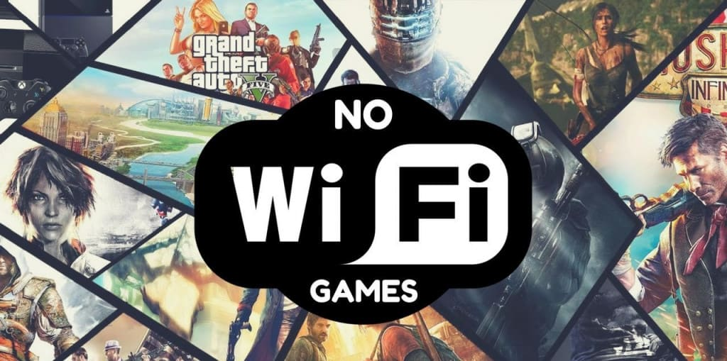 Image 1: Best Offline Android Games to Play When There's No Internet