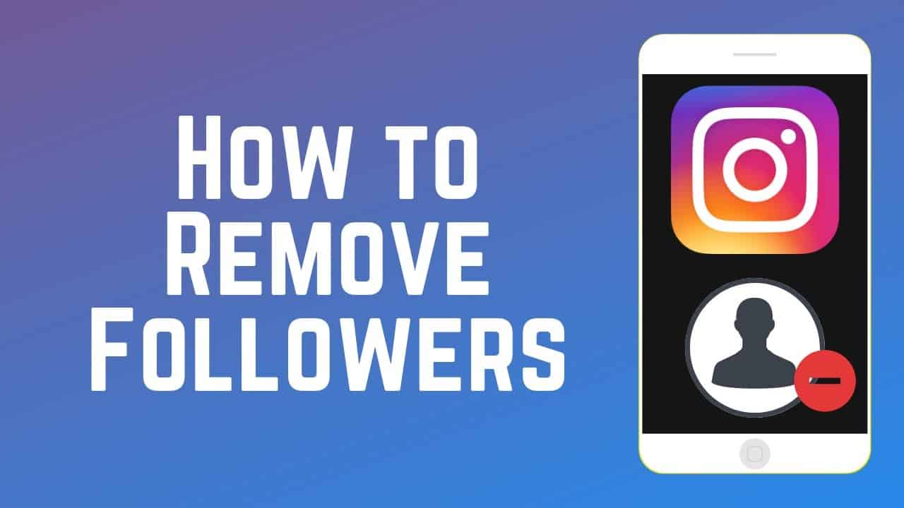 Image 1: How to Remove Instagram Followers Without Blocking