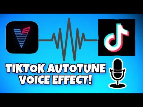 How to Add Voice Effects & Autotune On TikTok