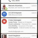Take control of your notifications with Heads Up! from Android L. Now available on older devices