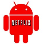 Picture for Netflix app on Android TV