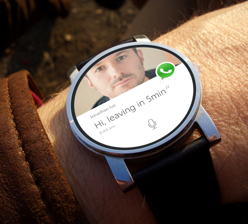 WhatsApp update allows you to reply by voice on Android Wear