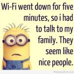 Wi-Fi Went Down
