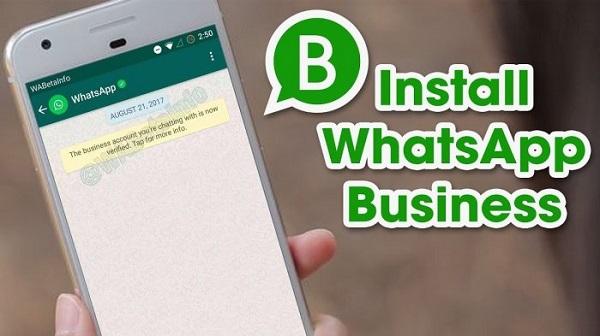 Cara Menggunakan WhatsApp Business Pada Android 1