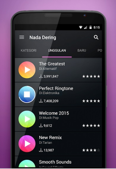 Cara Mengganti Suara Notifikasi Android 1