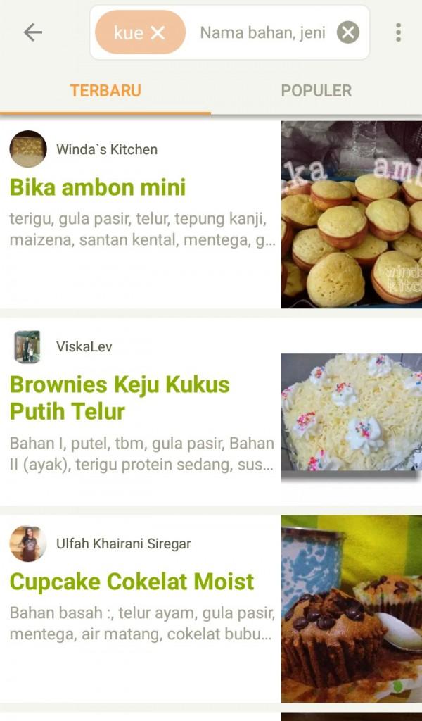 image of Aplikasi Android Terbaik untuk Memasak Hidangan Pencuci Mulut