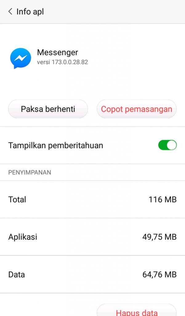 Image of Perbedaan Facebook Messenger dan Facebook Messenger Lite