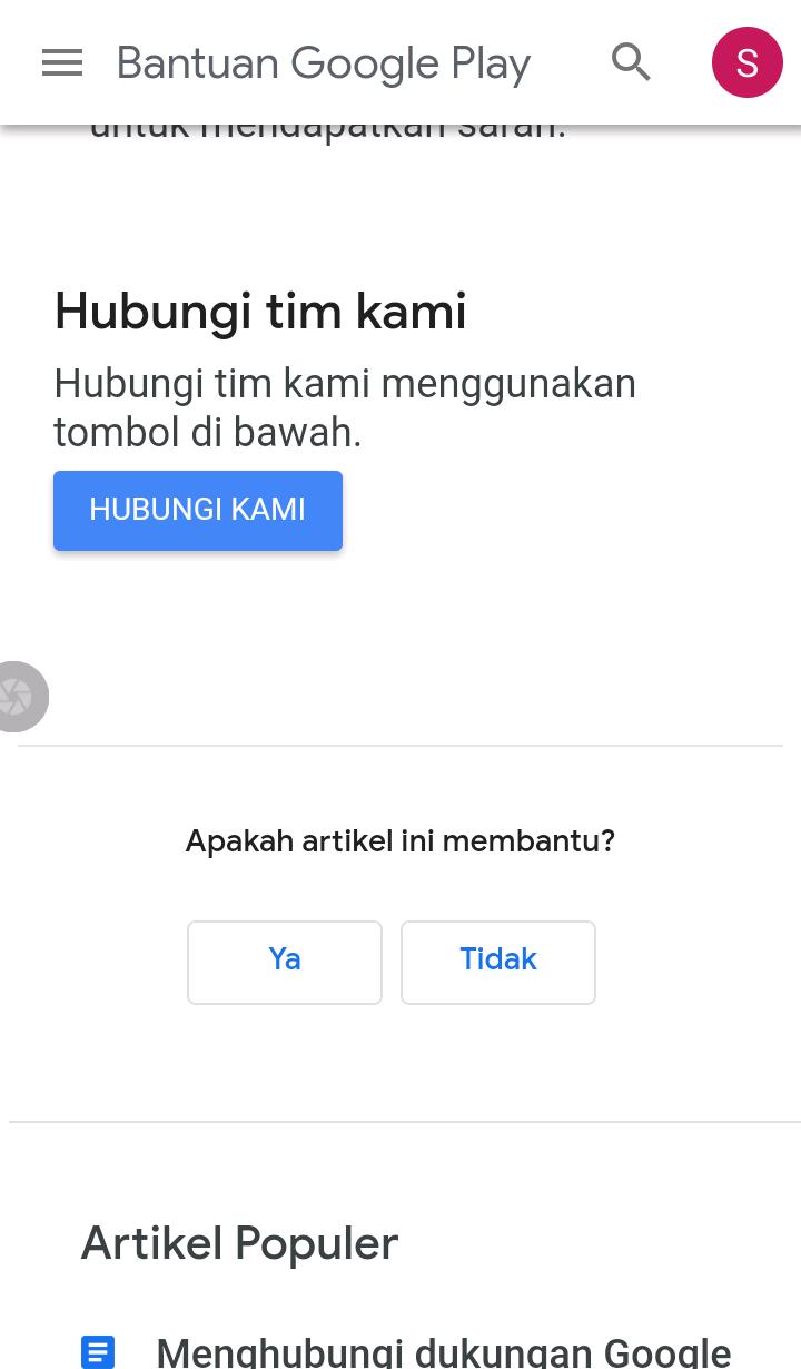 Image 4 Cara Meminta Refund atau Pengembalian Dana untuk Pembelian Google Play Store