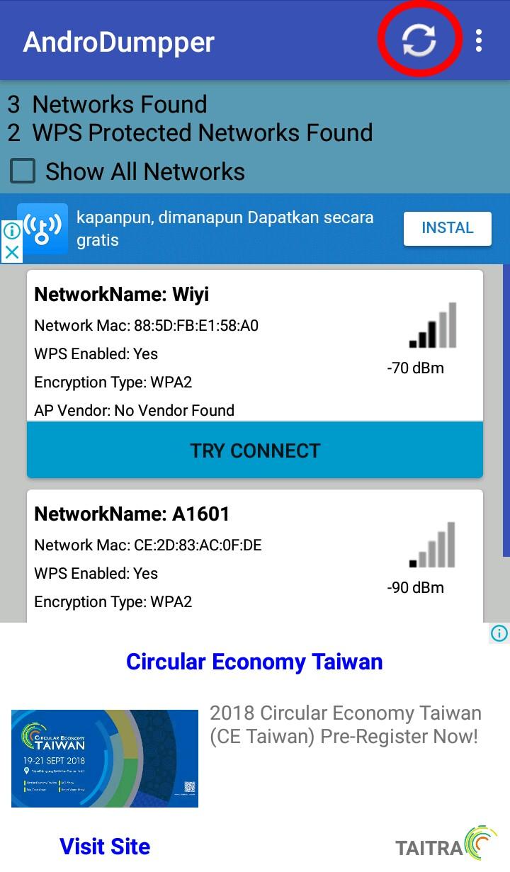 Image 3 Cara Mudah Meretas WiFi di Android