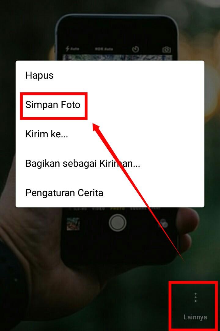 Image 5 Cara Mengunduh Story Instagram Seseorang di Android