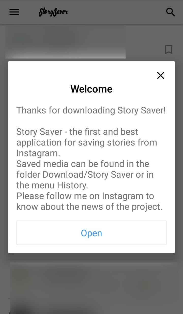 Image 2 Cara Mengunduh Story Instagram Seseorang di Android