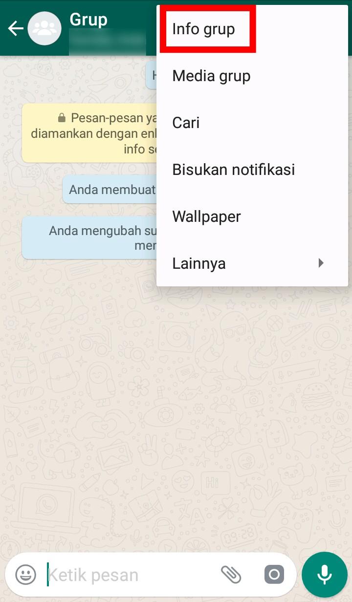 Image 6 Membuat dan Mengelola Grup Terbatas di WhatsApp