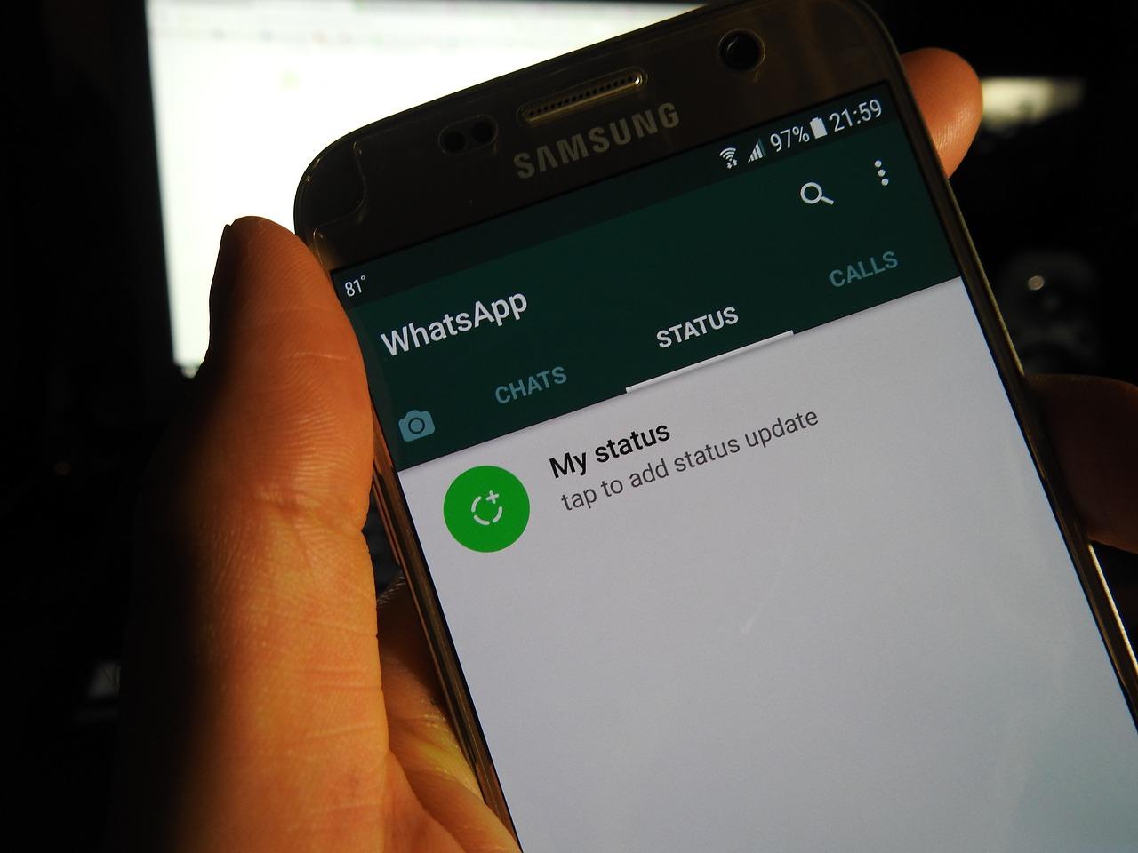 Image 1 Membuat dan Mengelola Grup Terbatas di WhatsApp
