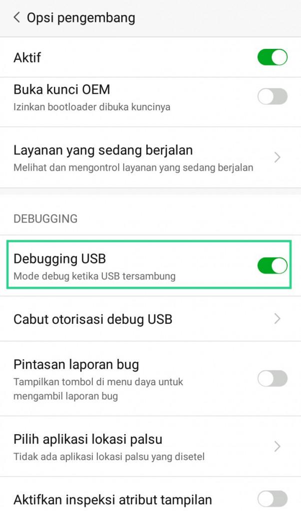 Image 3 Cara Mendapatkan Gestur Seperti iPhone-X di Android