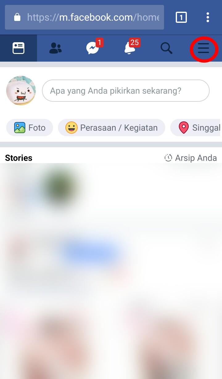 Image 8 Menyembunyikan Status Aktif Anda di Facebook Messenger