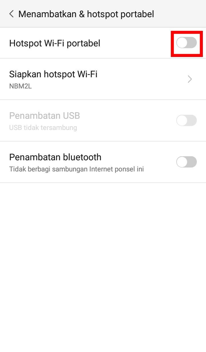 Image 5 Cara Menggunakan Ponsel Android Sebagai Hospot WiFi