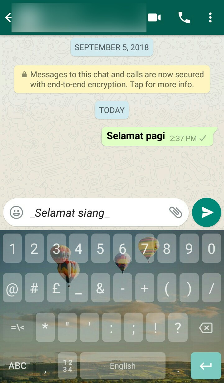 Image 3 Cara Membuat Teks Tebal, Miring, dan Tercoret di WhatsApp