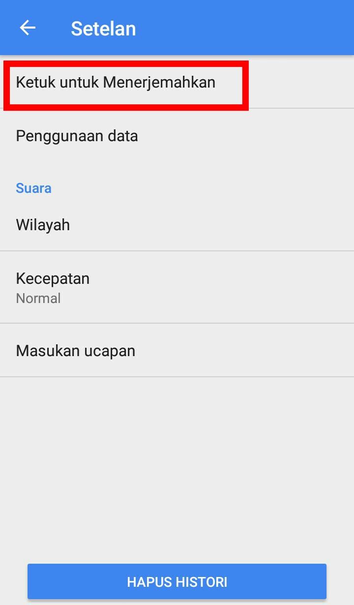 Image 7 Menerjemahkan Obrolan WhatsApp atau Facebook Secara Langsung